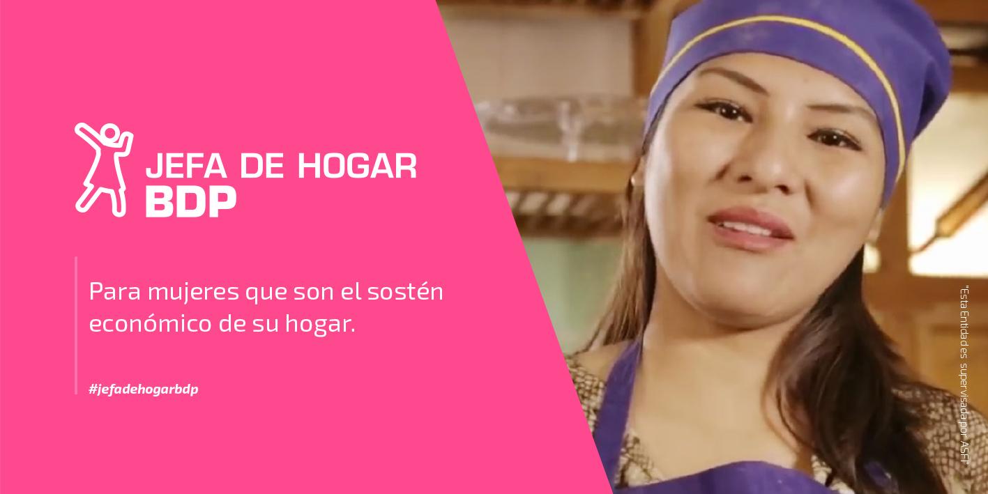 Jefa Hogar (Móvil)