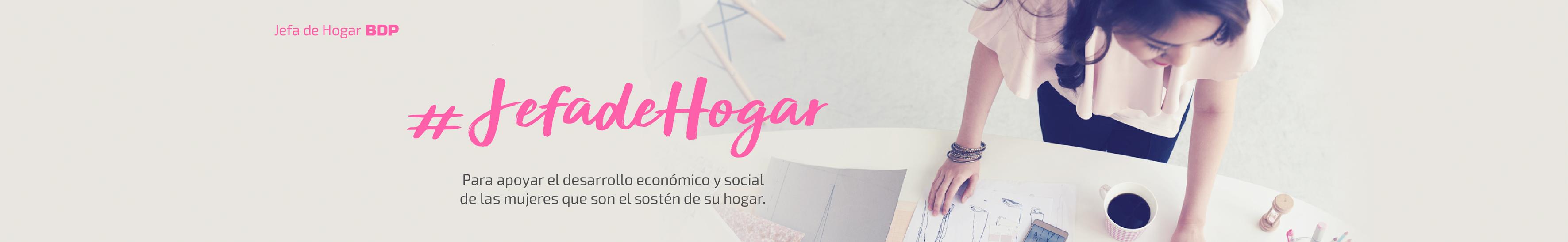 Jefa de Hogar BDP(Principal)