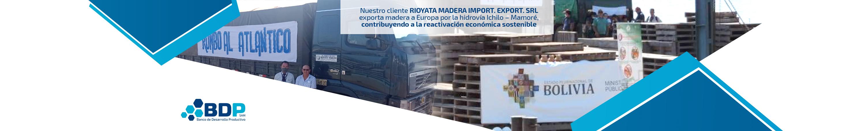 export madera